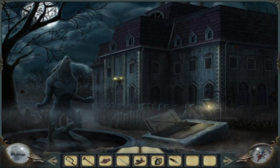 Curse of the Werewolf screenshot 1