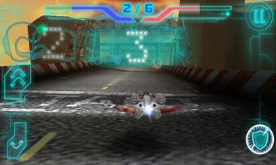 Screenshots von Protoxide Death Race für Android-Tablet, Smartphone.