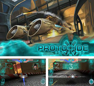 In addition to the game Pangy Master for Android phones and tablets, you can also download Protoxide Death Race for free.