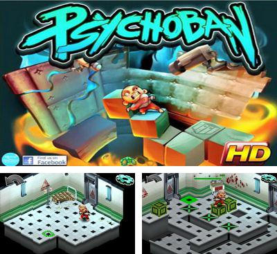 In addition to the game Egg Farm for Android phones and tablets, you can also download Psychoban 3D for free.