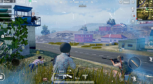 PUBG mobile lite screenshot 1