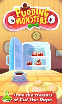 Pudding Monsters обложка