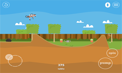 Download Pumped BMX Android free game.