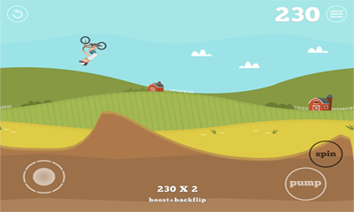 Get full version of Android apk app Pumped BMX for tablet and phone.