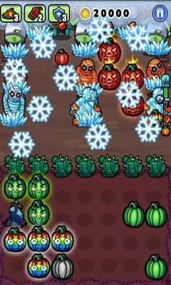 Download Pumpkins VS Monster Android free game.