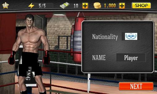 Punch boxing screenshot 1