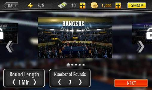 Punch boxing screenshot 2