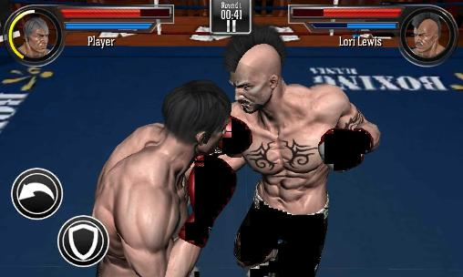 Punch boxing screenshot 4