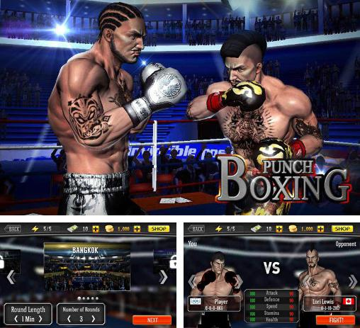 In addition to the game Real Boxing for Android phones and tablets, you can also download Punch boxing for free.