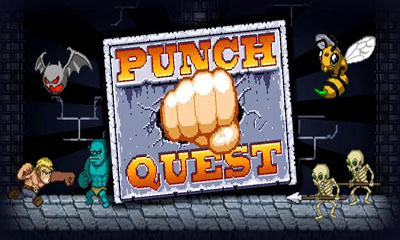 Punch Quest poster