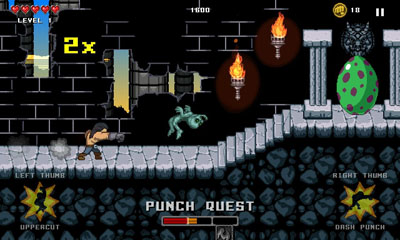 Punch Quest screenshot 1