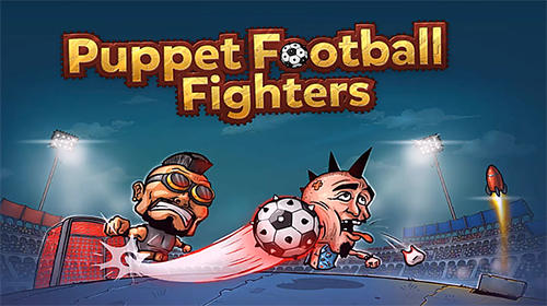 Puppet football fighters: Steampunk soccer