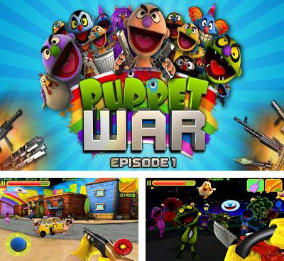 In addition to the game The Dead: Chapter One for Android phones and tablets, you can also download Puppet WarFPS ep.1 for free.
