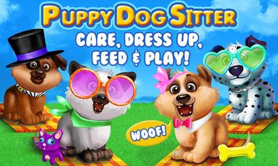 Puppy Dog Dress Up & Care poster