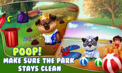 Puppy Dog Dress Up & Care screenshot 2
