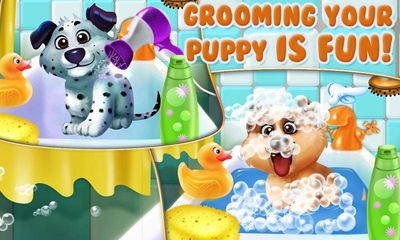 Puppy Dog Dress Up & Care screenshot 5