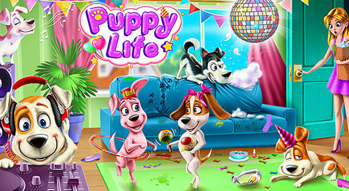 Puppy life: Secret pet party