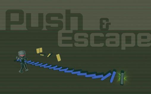 Push and escape poster
