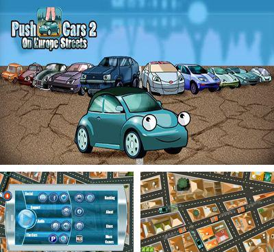 Push-Cars 2 On Europe Streets