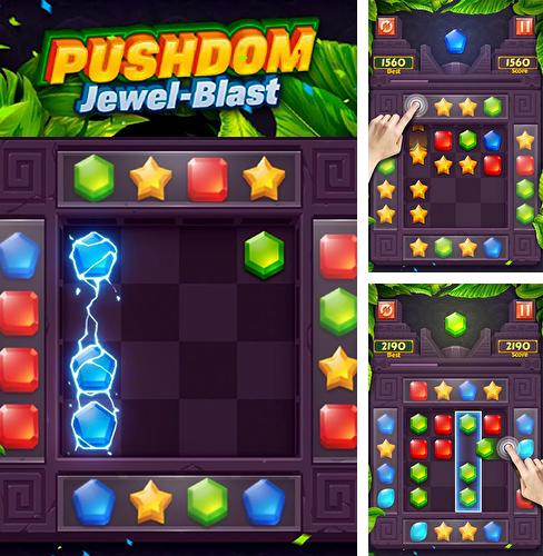 Pushdom: Jewel blast