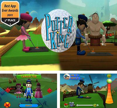 In addition to the game The Lost Komodo for Android phones and tablets, you can also download Putter King Adventure Golf for free.