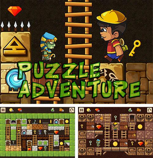 Puzzle adventure: Underground temple quest