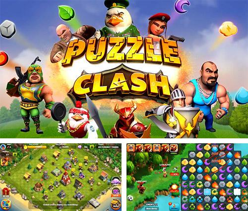 Puzzle clash: A match 3 RPG