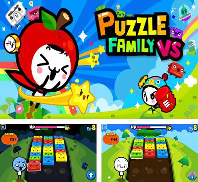 In addition to the game Doodle Moto for Android phones and tablets, you can also download Puzzle Family VS for free.