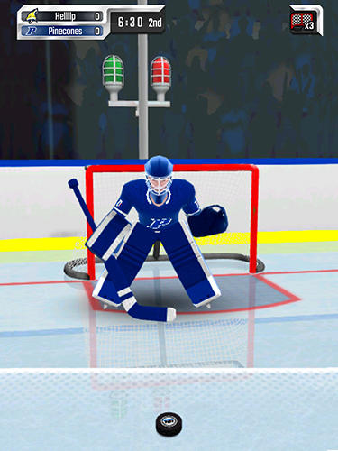 Juega a Puzzle hockey para Android. Descarga gratuita del juego Hockey desconcertante.