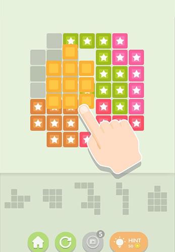 Puzzle king by Sixcube screenshot 2