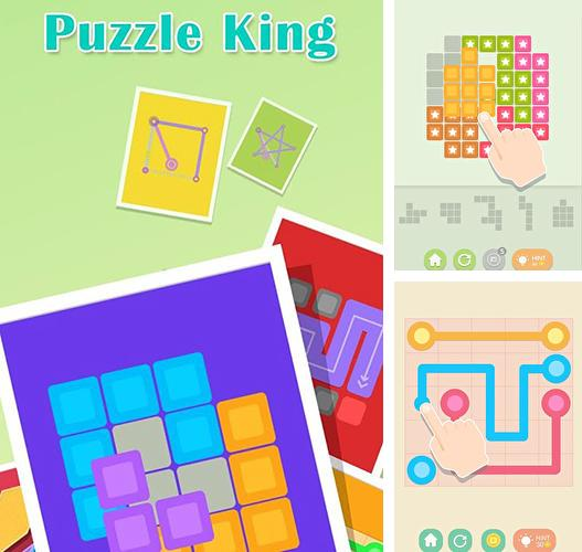 Puzzle king by Sixcube