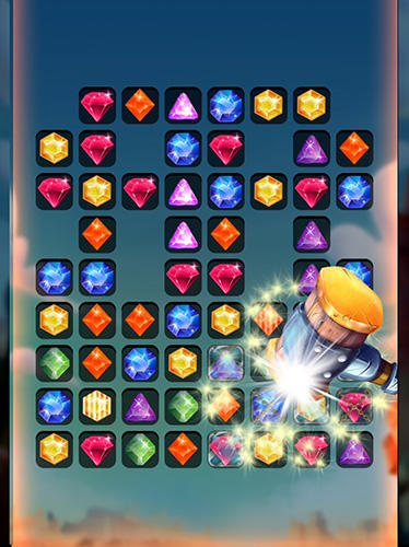Puzzle king matchs: King's jewerly screenshot 4