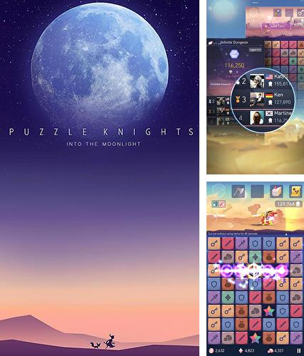 Puzzle knights