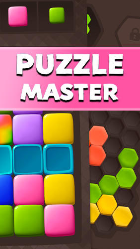 Puzzle masters poster