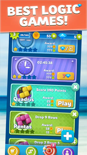 Puzzle masters screenshot 2