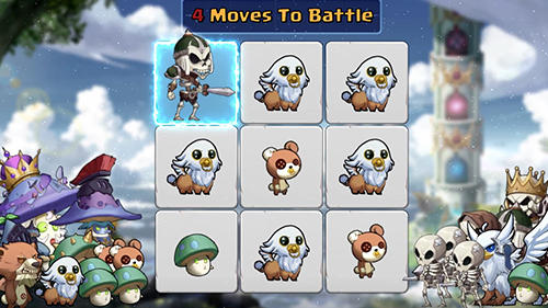Puzzle monsters screenshot 1