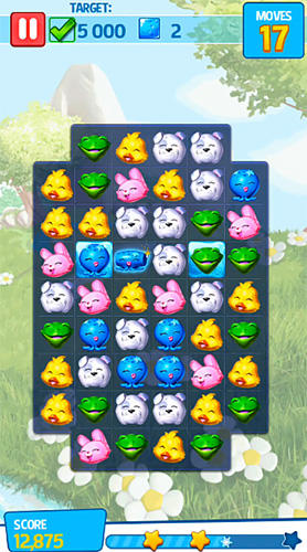 Puzzle pets: Popping fun! screenshot 1