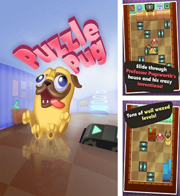 In addition to the game 100 Missions: Las Vegas for Android phones and tablets, you can also download Puzzle Pug for free.