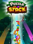 Puzzle stack: Fruit tower blocks game APK
