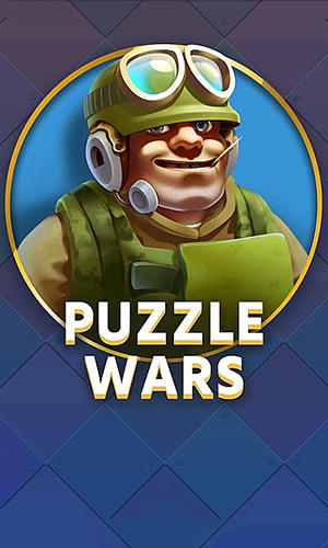 Puzzle wars poster