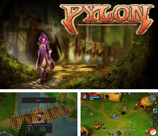 In addition to the game Tainted Keep for Android phones and tablets, you can also download Pylon for free.