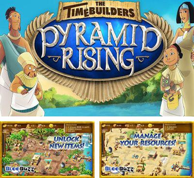 In addition to the game Lode Runner X for Android phones and tablets, you can also download Pyramid Rising for free.
