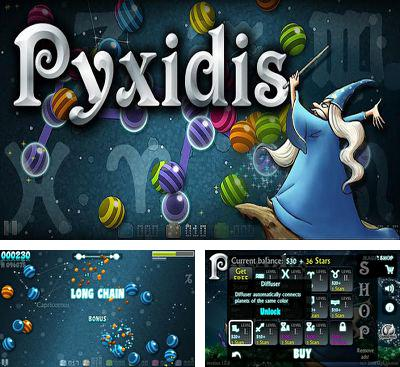 In addition to the game 3D Rhythm Action R-tap Global for Android phones and tablets, you can also download Pyxidis for free.