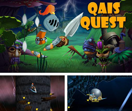 In addition to the game Role in the Hole for Android phones and tablets, you can also download Qais quest for free.