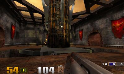 Download Quake 3 Arena Android free game.