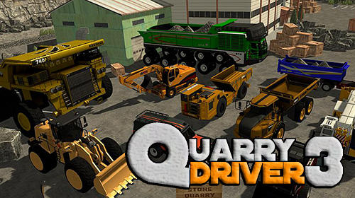 Quarry driver 3: Giant trucks обложка