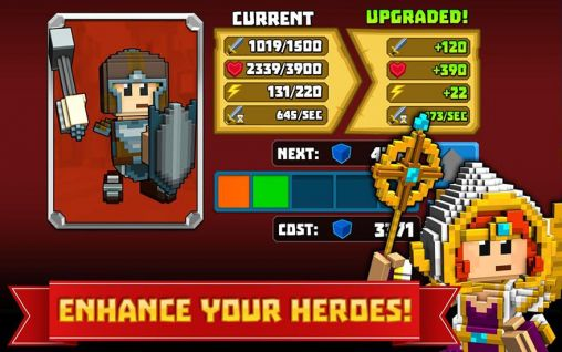 Jogue Qube kingdom para Android. Jogo Qube kingdom para download gratuito.