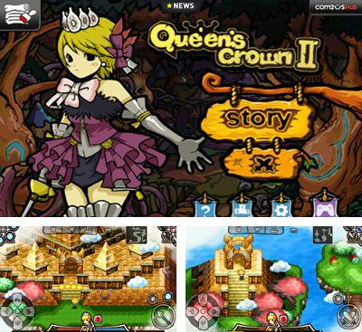 In addition to the game Whack a Dragon for Android phones and tablets, you can also download Queen's Crown 2 for free.