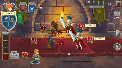 Quest run screenshot 3