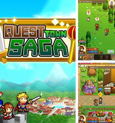 In addition to the game Quest town saga for Android, you can download other free Android games for Highscreen Zera S.